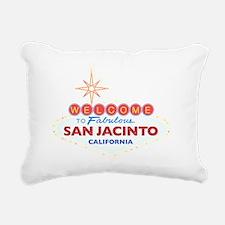 5-SAN JACINTO Rectangular Canvas Pillow