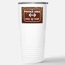 Fragile65by45 Stainless Steel Travel Mug