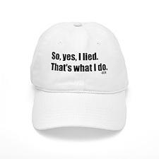 ben-quote-ilied Baseball Cap