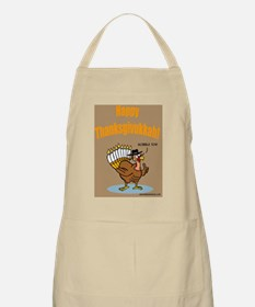 Thanksgivukkah Thanksgiving Hanukkah Turkey Apron