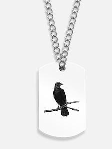 Black Crow ~ Dog Tags