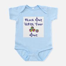 Rock Out Infant Bodysuit