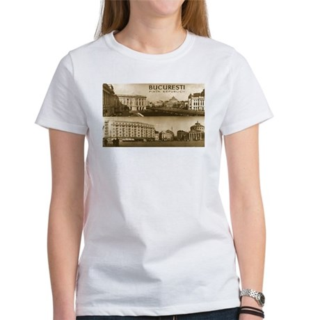 """Letters from Romania"" Women's T-Shirt"