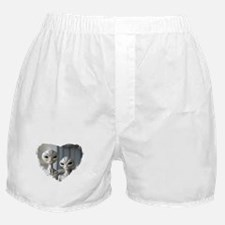 Alien Couple - Boxer Shorts