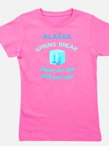 alaska-spring-break Girl's Tee