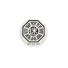 4-BLK_lost Mini Button