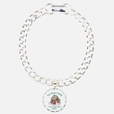 Personalize First Christmas Together Bracelet