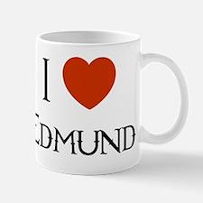 I LOVE EDMUND Mug