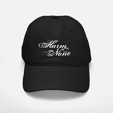 harm none Baseball Hat