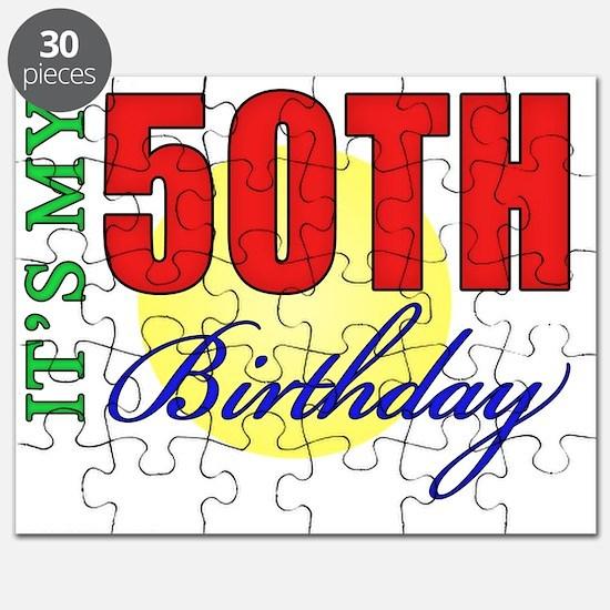 bdayII50 Puzzle