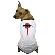 10x10batswatter Dog T-Shirt