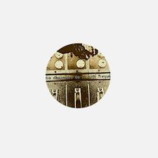 SEPIA CONSOLE Final. Mini Button