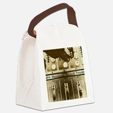 SEPIA CONSOLE Final. Canvas Lunch Bag