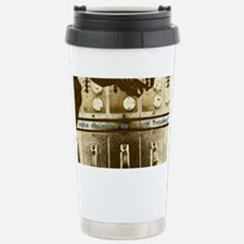 SEPIA CONSOLE Final. Stainless Steel Travel Mug