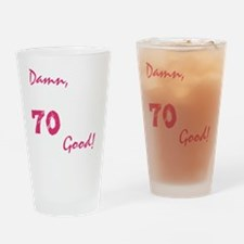 good70_dark Drinking Glass