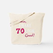 good70_dark Tote Bag