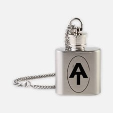 AT_Hiker_02 Flask Necklace