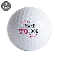 good70_light Golf Ball