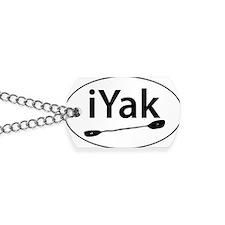 iYak_02 Dog Tags