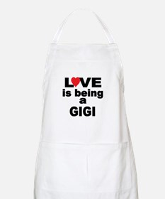 Love is being a GIGI Apron