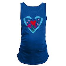 hearts10x10 Maternity Tank Top