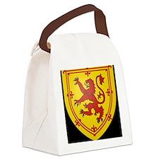 design020b Canvas Lunch Bag