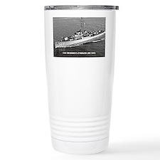 t parker sticker Travel Mug
