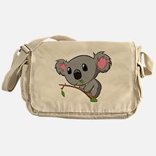 Hungry Koala Messenger Bag