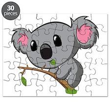 Hungry Koala Puzzle