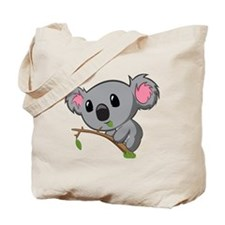 Hungry Koala Tote Bag