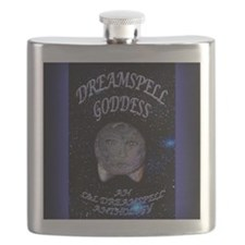 Dreamspell Goddess Mouse Pad Flask