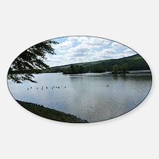 Coosa River Gadsden Alabama Geese L Decal