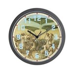 Fairy Dance Wall Clock