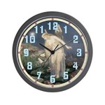 Honey Bee Fairy Wall Clock
