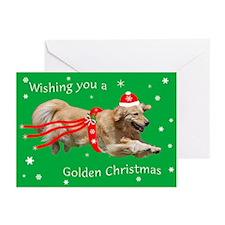 Golden Retriever Christmas Cards 2013 (Pk Of 20)