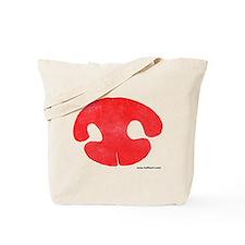 Funny Hallie Tote Bag