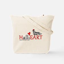Cute Hallie Tote Bag