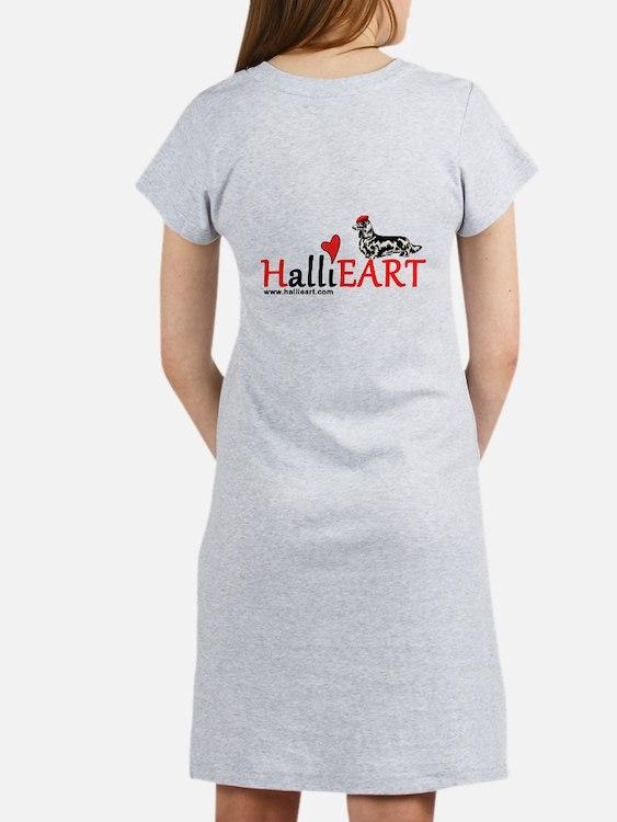 Cute Hallie Women's Nightshirt