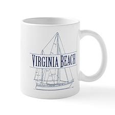 Virginia Beach - Small Mug