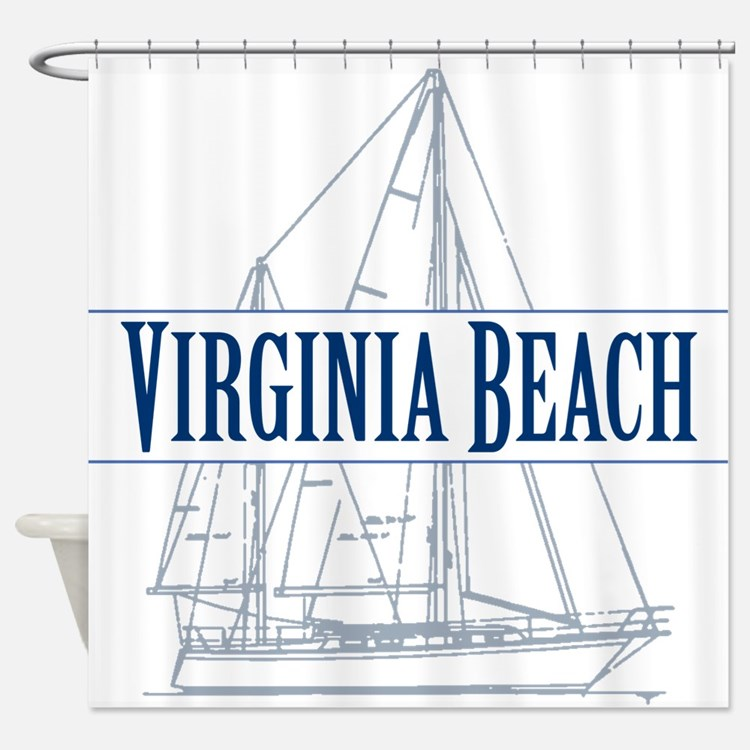 Virginia Beach Bathroom Accessories Decor Cafepress