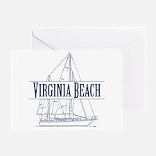 Virginia Beach - Greeting Card