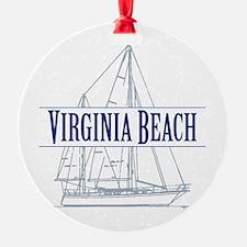 Virginia Beach - Ornament