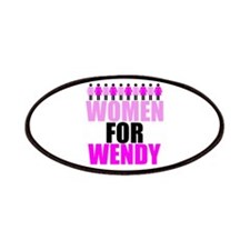 Women for Wendy Davis Patches