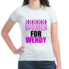 Women for Wendy Davis T