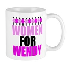 Women for Wendy Davis Mug