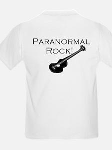 Winter Steel 'Paranormal Concert' Kids T-Shirt
