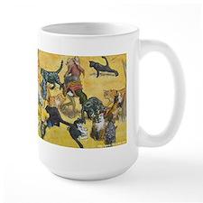 Herding Cats Mugs