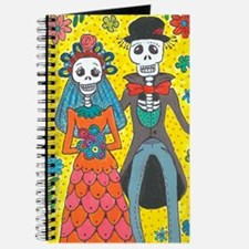 Unique Day of the dead Journal