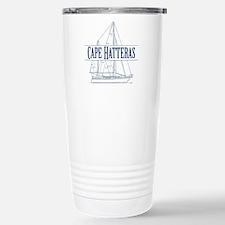 Cape Hatteras - Stainless Steel Travel Mug