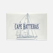 Cape Hatteras - Rectangle Magnet